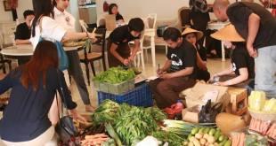 Foto | Pasar Organik, Komunitas Organik Indonesia (KOI)