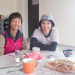 Die beiden Schwestern, die das Muras leiten