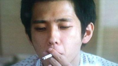 二宮和也のタバコ