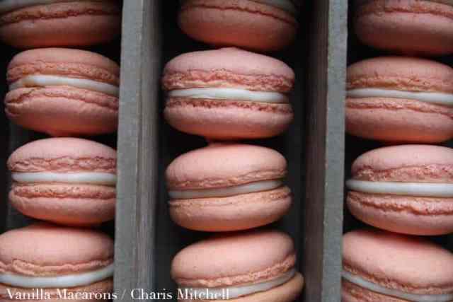 Macaron recipe by Charis Mitchell