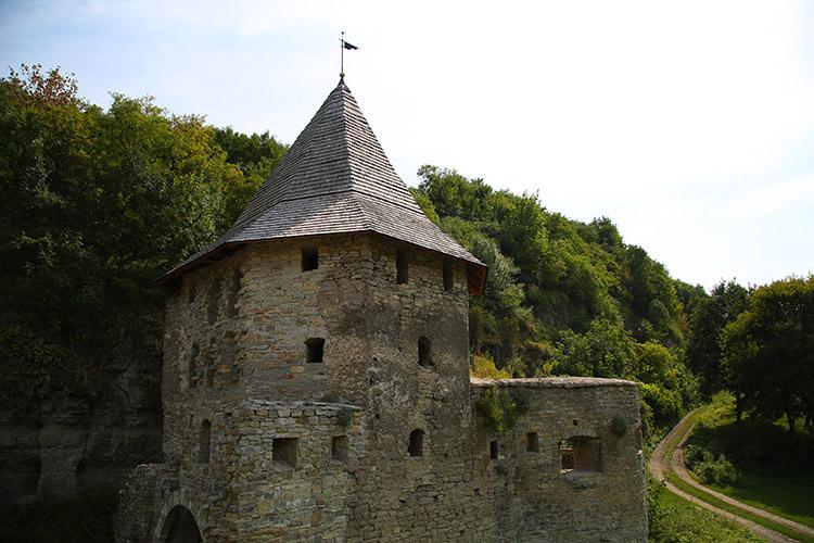 石造りの素朴な教会