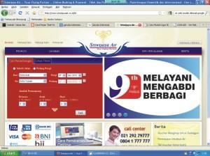 Web Sriwijaya Air 2