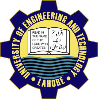 UET Lahore BSc Technology Admissions 2016