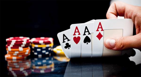 Trading = Bermain Poker