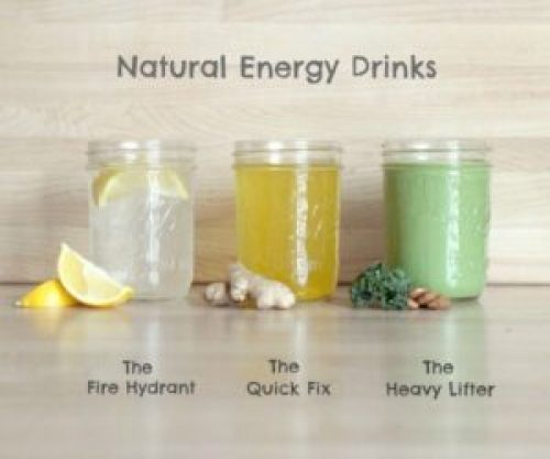 naturalne napoje energetyczne