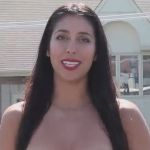 Stijve tepels bij Naked News; The Ice Bucket Challenge