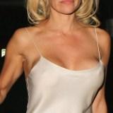 Boobslip van Pamela Anderson