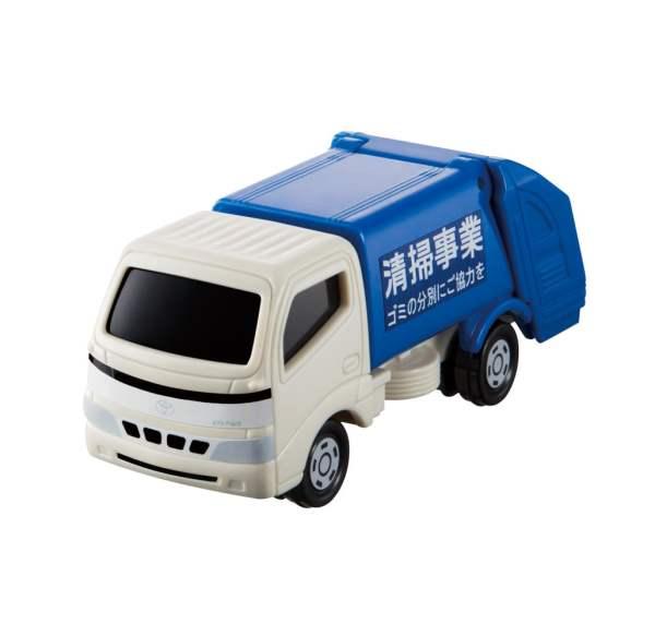 トヨタ ダイナ 清掃車