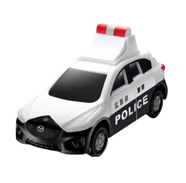 マツダ CX-5 パトロールカー