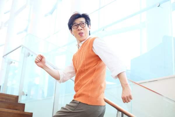 横山だいすけ さん『魔女の宅急便』ミュージカル出演特別インタビュー 写真7