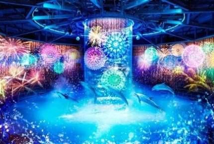 今話題の人気デジタルアート7選 光と音の幻想的な演出に感動!