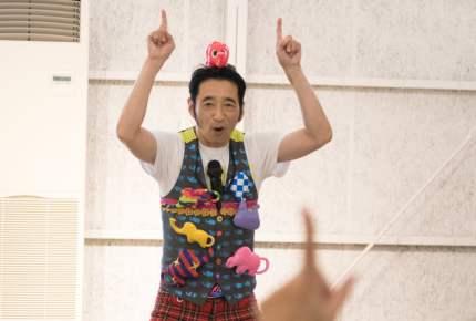 パパママも夢中! ラッキィ池田さんの親子ダンスイベントレポ
