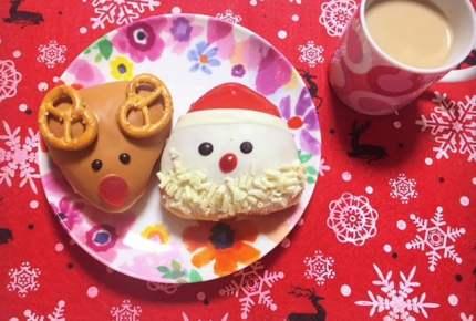 クリスピーからクリスマスモチーフのドーナツが発売!あなたのお気に入りはどれ?