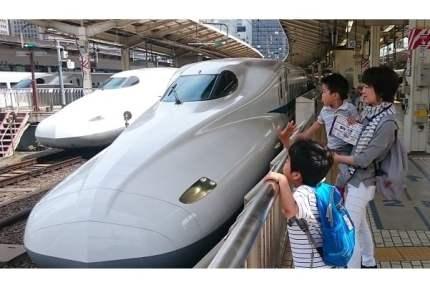 移動中の不安を解消!JR東海のファミリー車両で快適な家族旅行