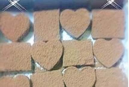 初めてでも失敗知らず!簡単ハート型の生チョコはバレンタインにぴったり♪
