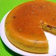 ホットケーキミックスで簡単!秋の「りんご」や「さつまいも」でしっとり炊飯器ケーキ