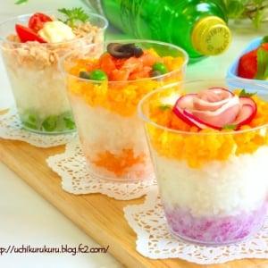 お祝いにおすすめ!簡単&華やか「ちらし寿司」で食卓を素敵に盛り上げよう