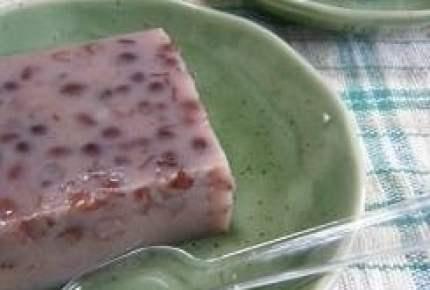 涼感たっぷり♪夏に食べたいスイーツ、口当たりのよい「水羊羹」の作り方をマスター