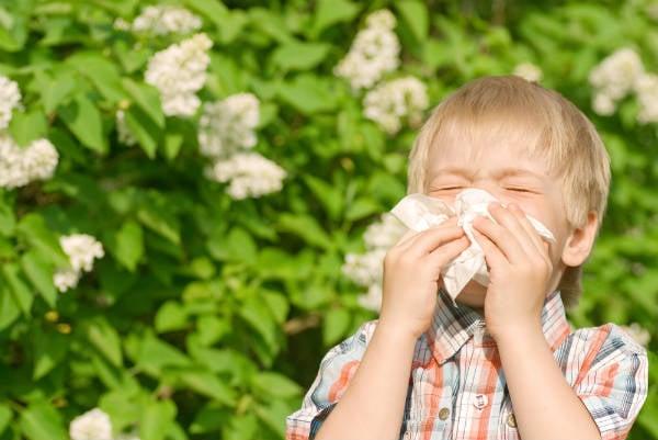 子供の花粉症が急増中!今からできる対策法は?