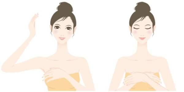女性の胸の4大お悩みを撃退! 大きさ・形・張りなどを美しく保つ方法