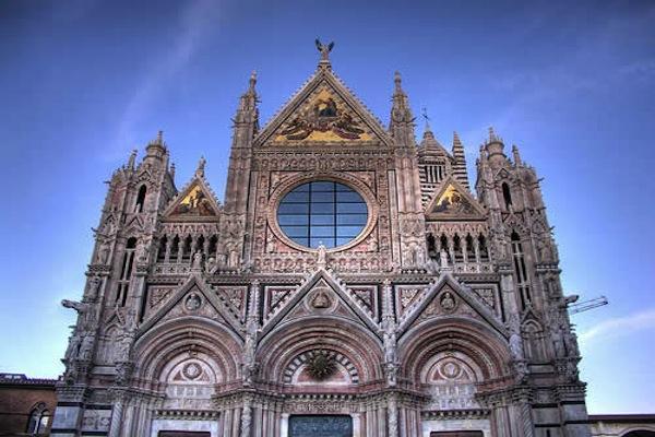 Siena's Facade