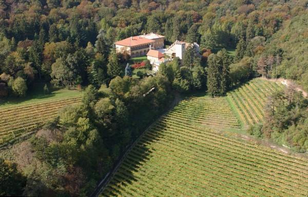 Villa Margon, an historic 15th century villa, is the set and heart of the Ferrari realm 200