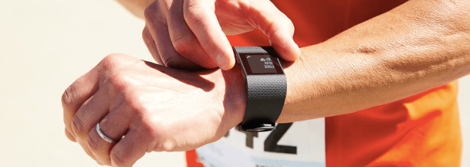 "Alternative zur Apple Watch? Die ""Fitness-Superwatch"" Fitbit Surge"