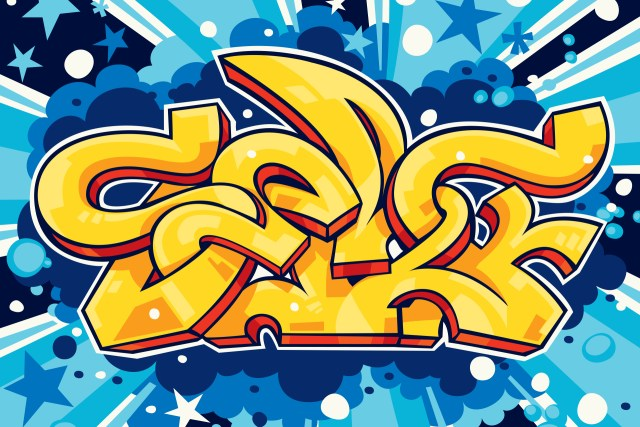 self selfuno graffiti letters piece outline digital sketch 2006 oneliner connections