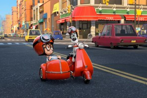 MR. PEABODY & SHERMAN – A Review by John Strange
