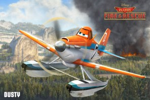 PLANES: FIRE AND RESCUE – A Review by John Strange