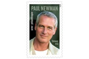 U.S. Postal Service to Issue Paul Newman Forever Stamp