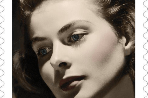 U.S. Postal Service and Sweden Post to Jointly Issue Ingrid Bergman Stamp
