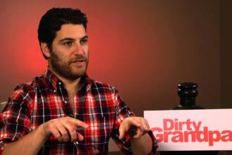 DIRTY GRANDPA – AN INTERVIEW WITH ADAM PALLY