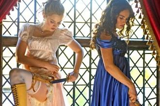 PRIDE AND PREJUDICE AND ZOMBIES still