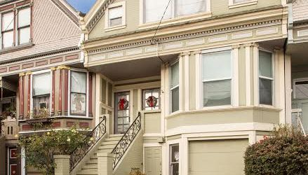 A prime investment opportunity in the heart of the Castro/Upper Market neighborhood. This stately Victorian includes two large 2-bedroom/1-bath flats, an expansive two-level deck, a great yard for entertaining, and […]