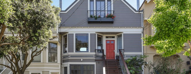 An Exceptional Noe Valley Home This magnificent Noe Valley home has been remodeled with impeccable architectural sensibility. The main level features an open floor plan with high ceilings and is […]