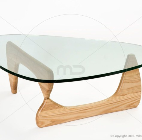 noguchi coffee table plans