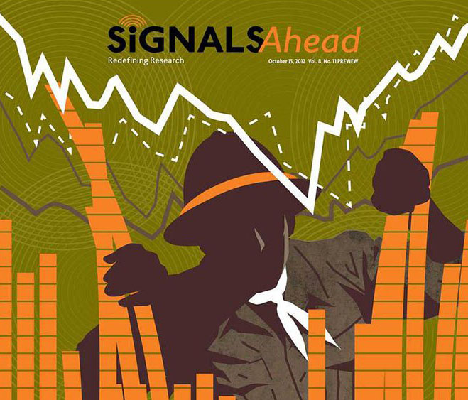 Signals Ahead Cover