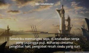 Kata Rindu untuk Kekasih 4