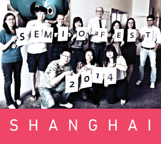 Semiofest is coming to Shanghai!