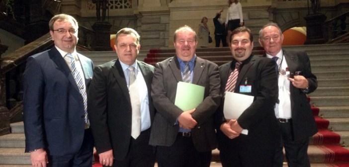 Stalna parlamentarna grupa BiH pri švicarskom parlamentu