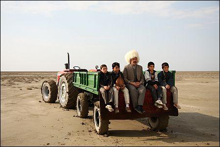 Frontier Blues Turkmen