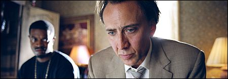 Nicolas Cage in 'Bad Lieutenant - Port of Call New Orleans' von Werner Herzog ©rialto