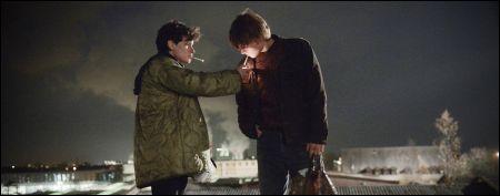 Joel Basmann, Merlin Rose in 'Als wir träumten' © filmcoopi