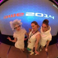 FashionWare show @ AWE 2014