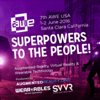 AWE Augmented World Expo 2016