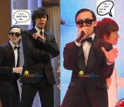 Friday Laughs: G-Dragon has a receding hairline