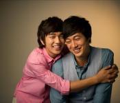 So Ji Sub and Yoo Seung Ho Bring the Cute with New CF