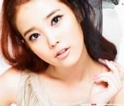 Singer IU a natural beauty?