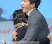 Caption this: Lee Seung-gi's Toughest Hug